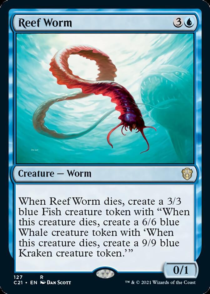 Reef Worm [C21]