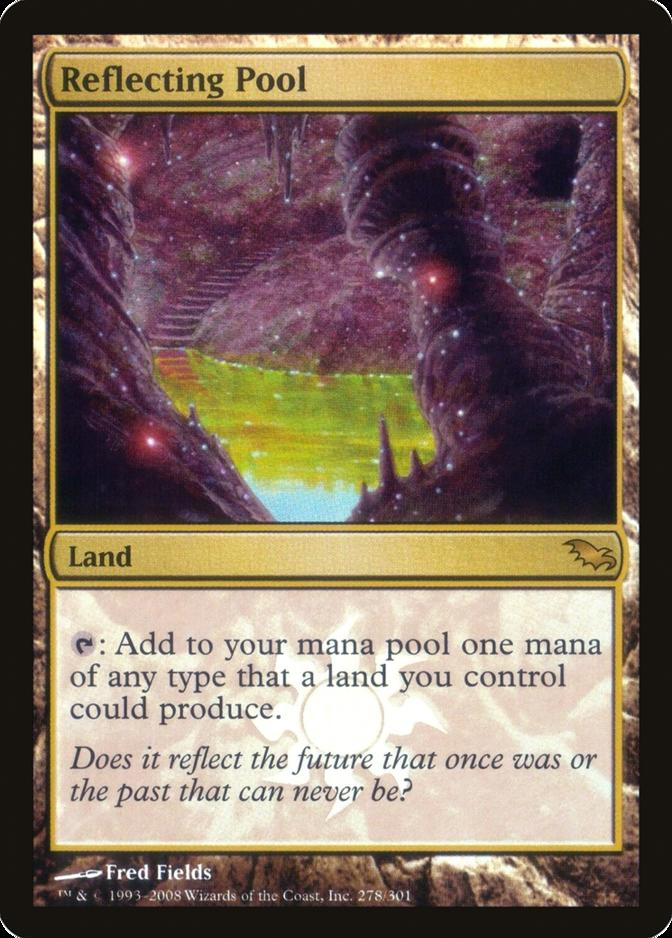 Reflecting Pool [SHM]