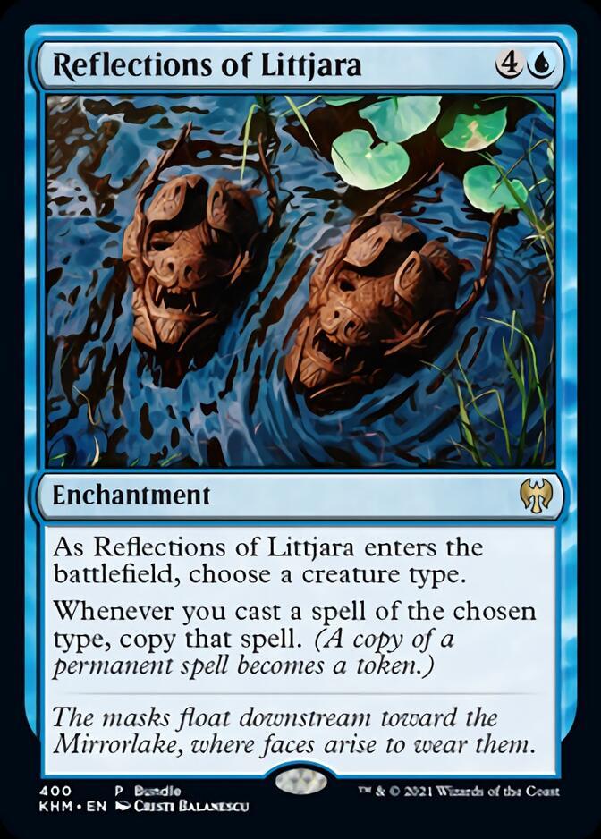 Reflections of Littjara <bundle> [KHM] (F)