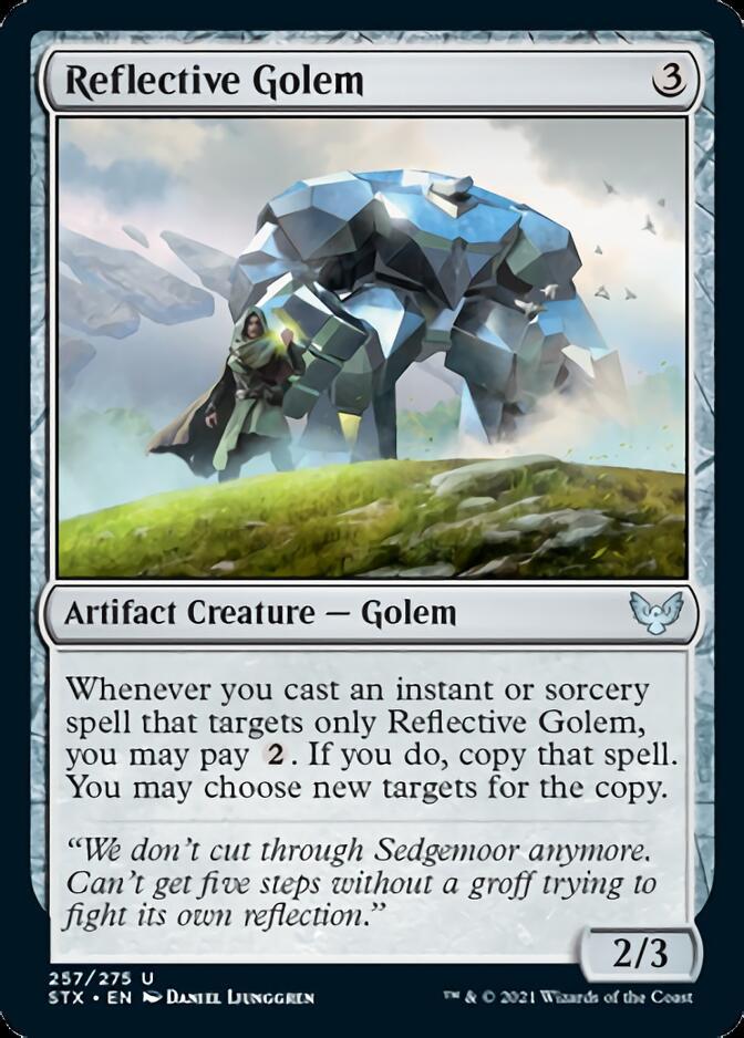 Reflective Golem [STX]