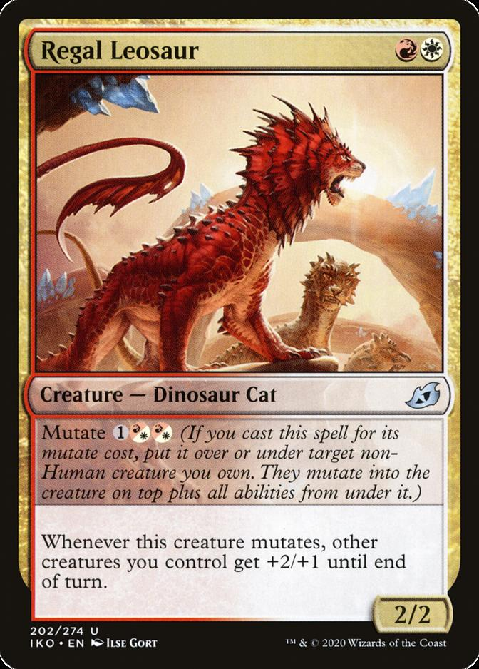 Regal Leosaur [IKO]