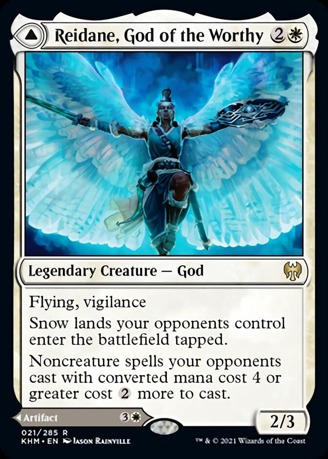 Reidane, God of the Worthy [KHM]