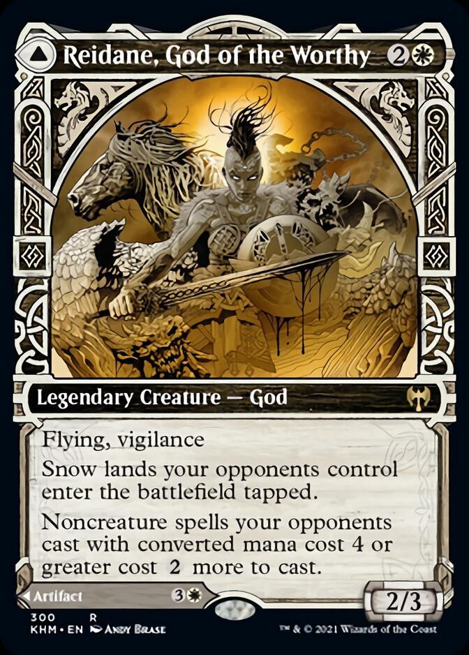 Reidane, God of the Worthy <showcase> [KHM]