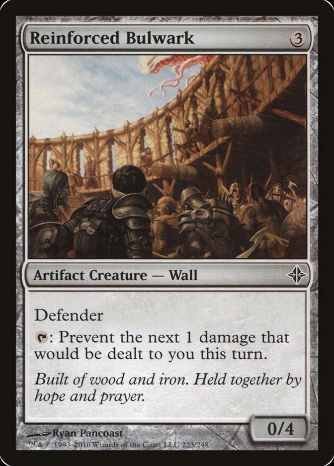 Reinforced Bulwark [ROE]