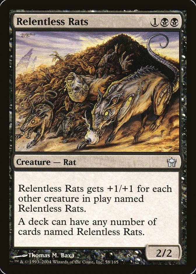 Relentless Rats [5DN]