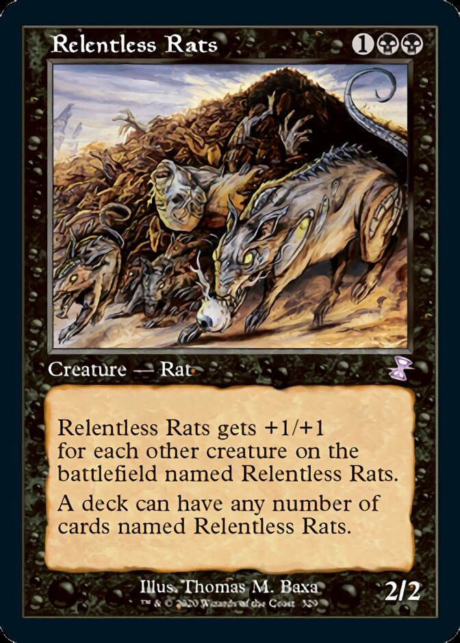 Relentless Rats <timeshifted> [TSR]