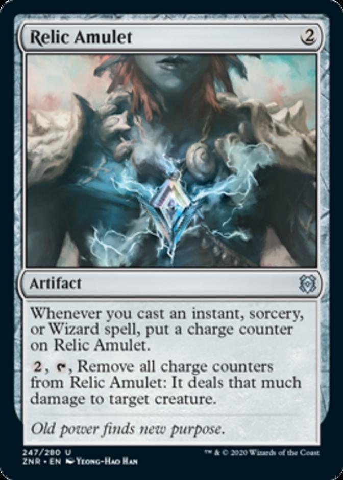 Relic Amulet [ZNR]