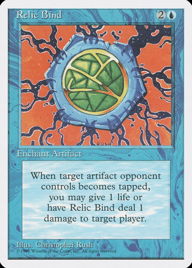 Relic Bind [4ED]