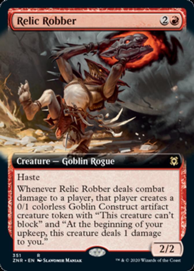 Relic Robber [PZNR]