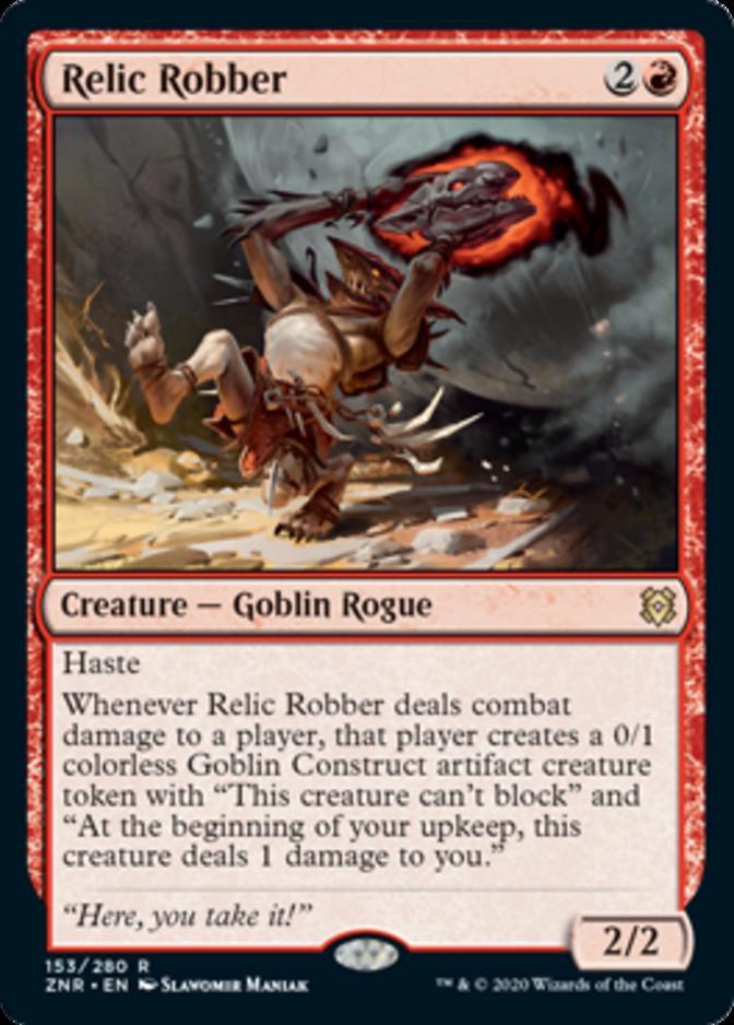 Relic Robber [ZNR]
