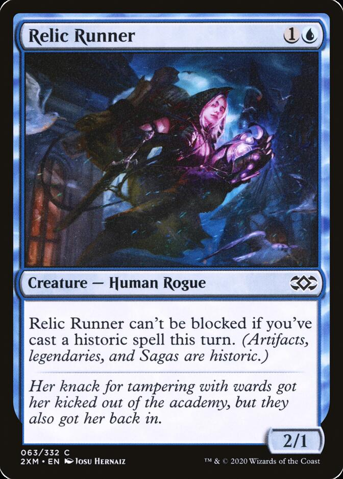 Relic Runner [2XM]