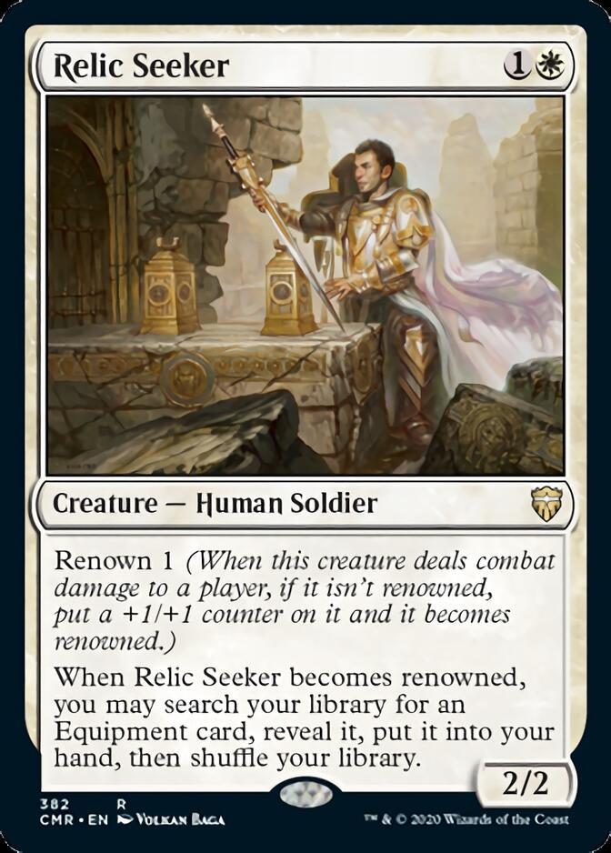 Relic Seeker [CMR]