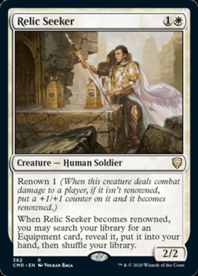 Relic Seeker <precon> [CMR]