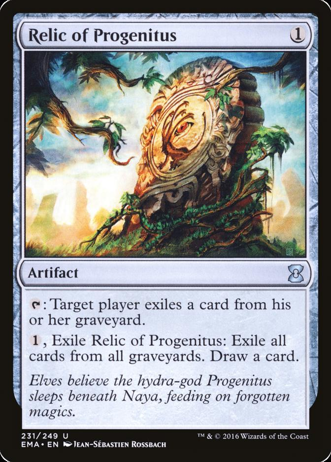 Relic of Progenitus [EMA]