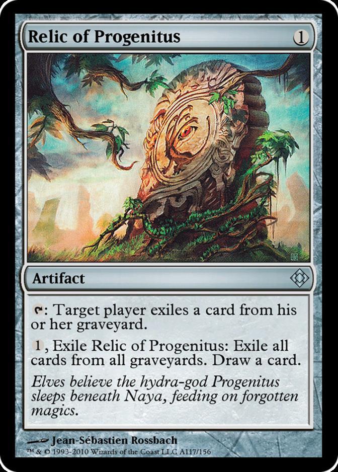 Relic of Progenitus [TD0]