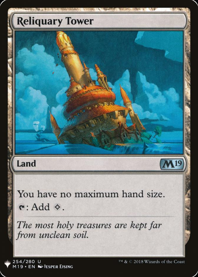 Reliquary Tower [MB1]