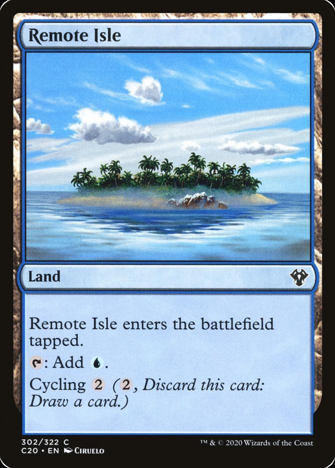 Remote Isle [C20]