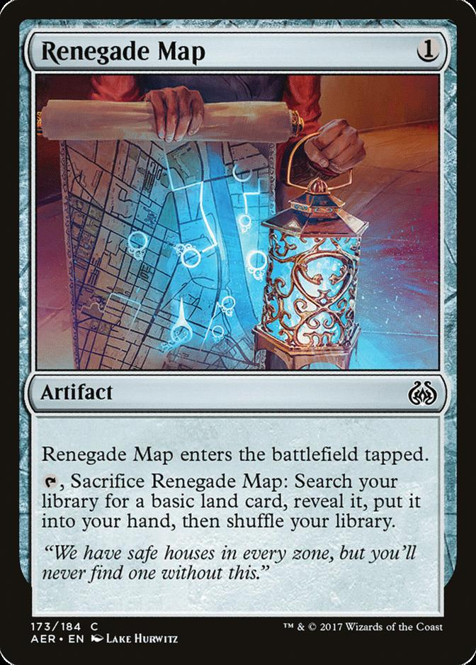 Renegade Map [AER]