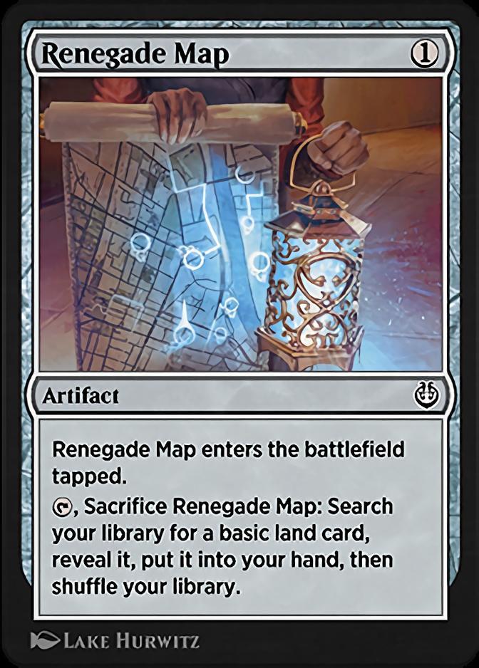 Renegade Map [KLR]