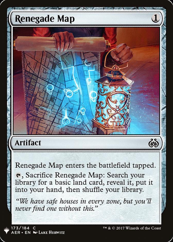 Renegade Map [MB1]