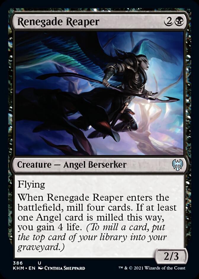 Renegade Reaper [KHM]