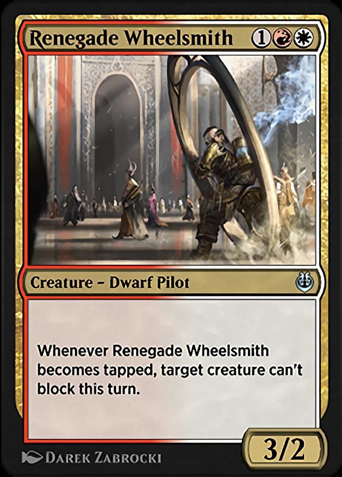 Renegade Wheelsmith [KLR]