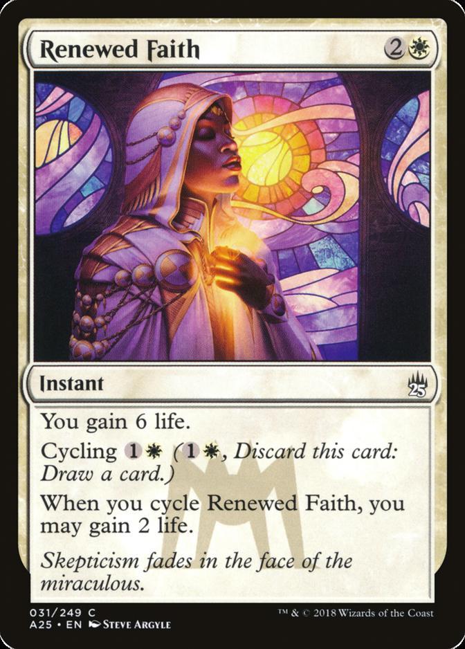 Renewed Faith [A25]