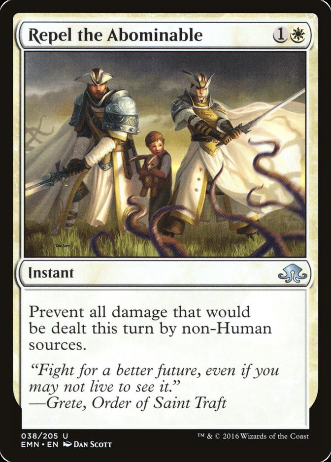 Repel the Abominable [EMN]