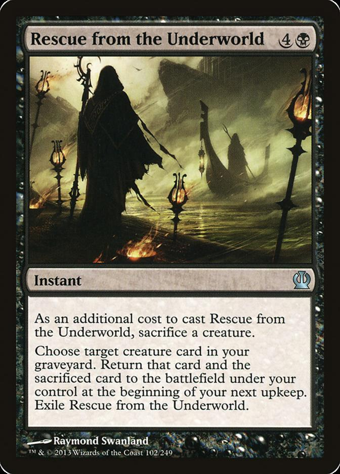 Rescue from the Underworld [THS]