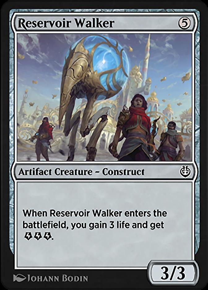 Reservoir Walker [KLR]