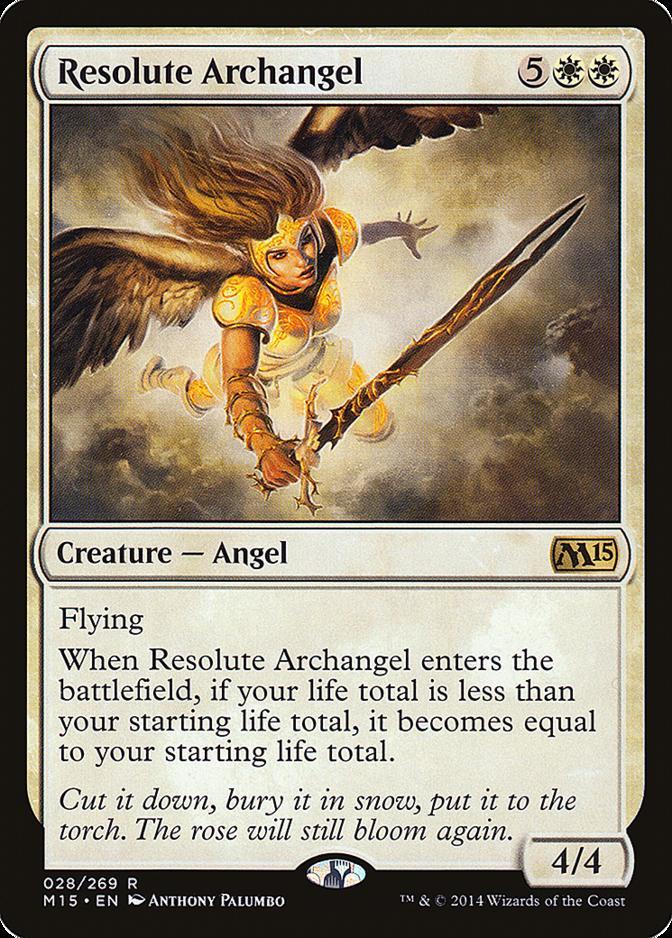 Resolute Archangel [M15]