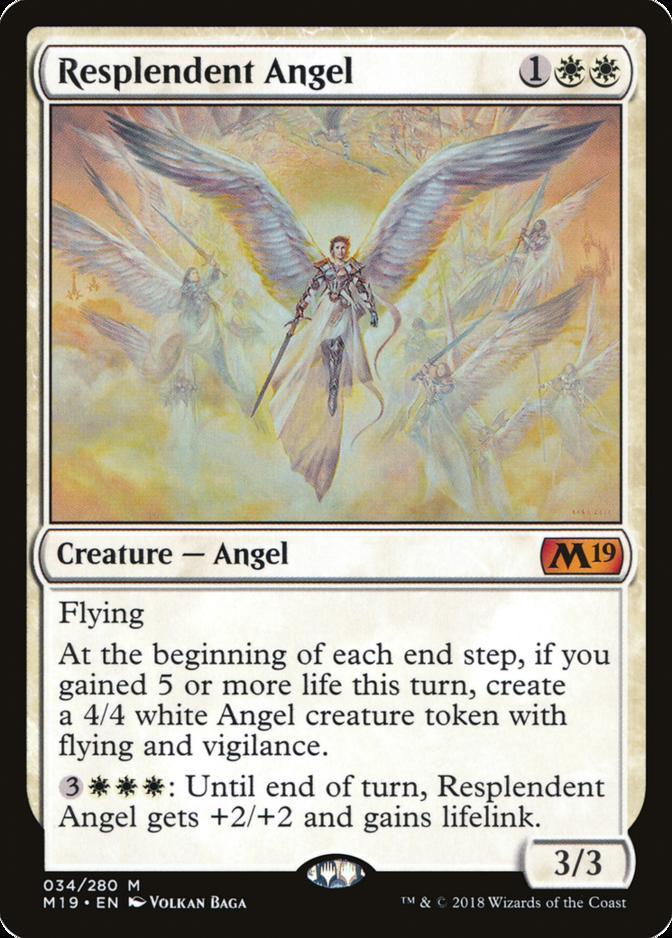 Resplendent Angel [M19]