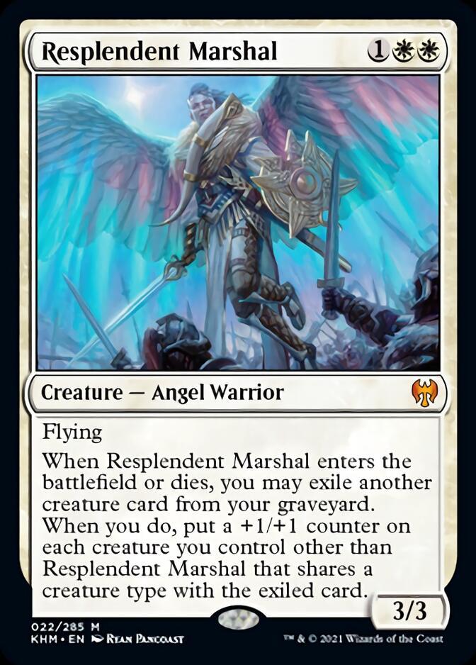 Resplendent Marshal [KHM]