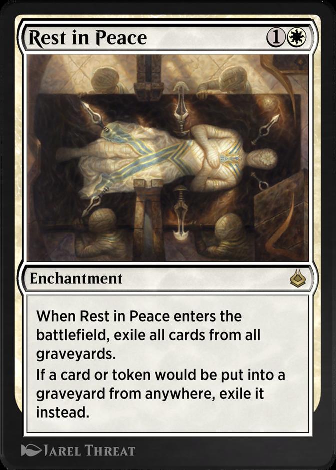 Rest in Peace [AKR]