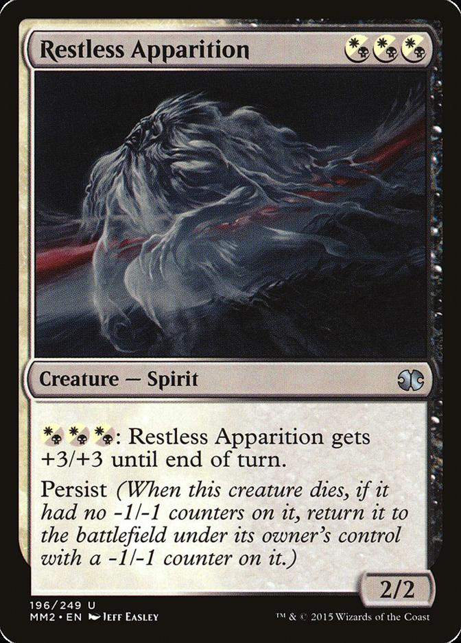 Restless Apparition [MM2]