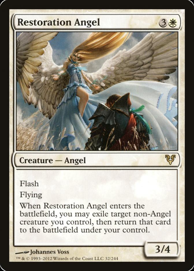 Restoration Angel [AVR]