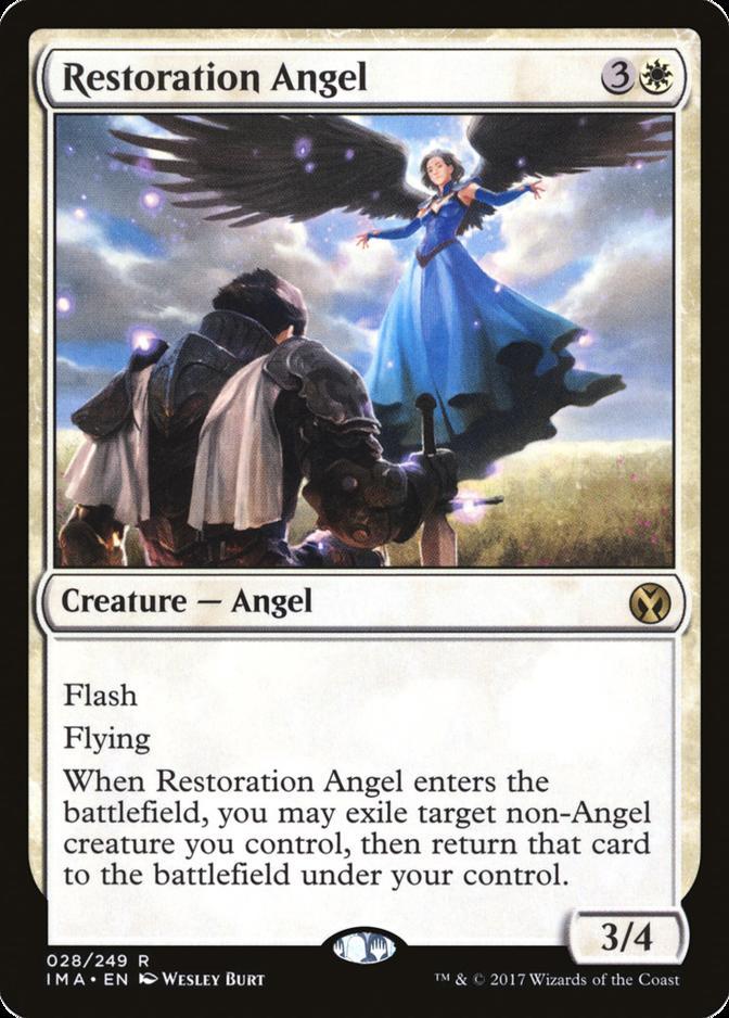 Restoration Angel [IMA]