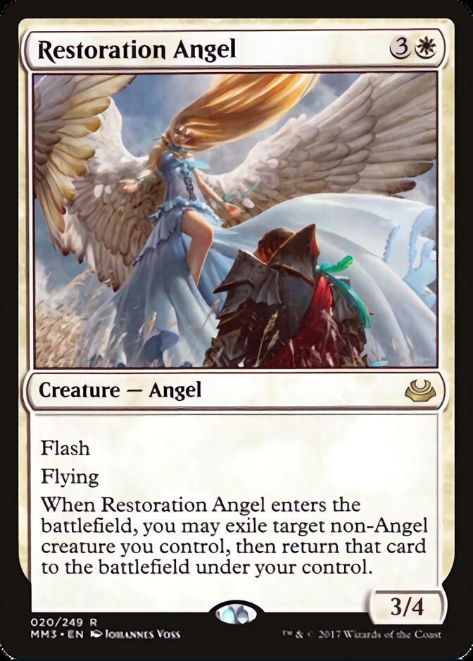 Restoration Angel [J21]