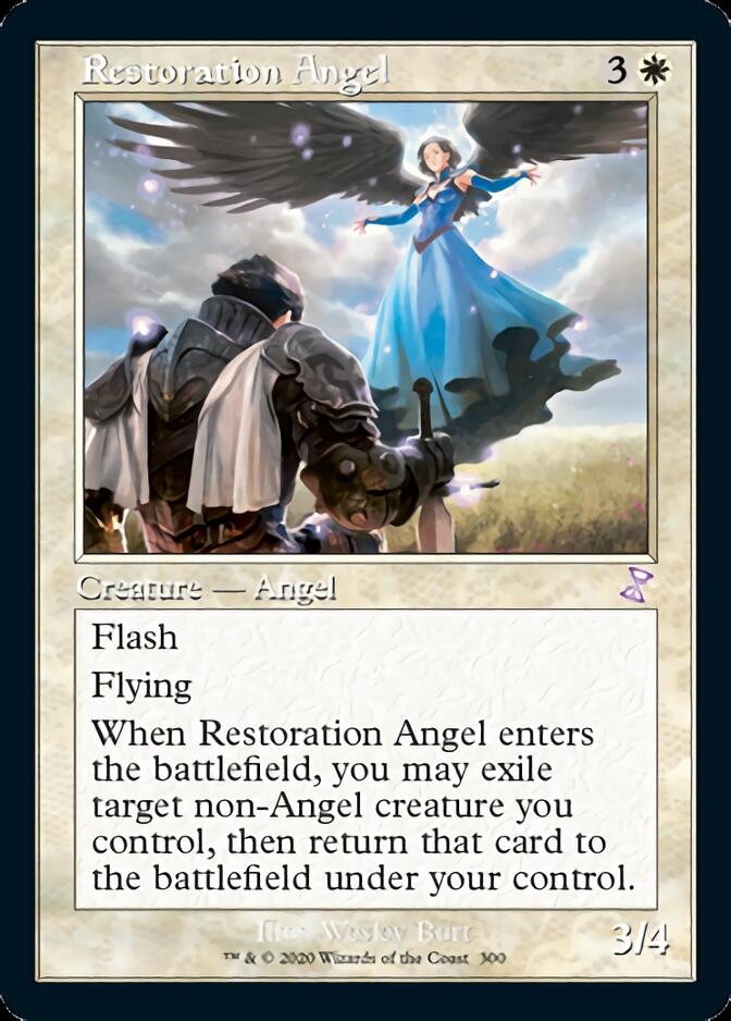 Restoration Angel <timeshifted> [TSR]