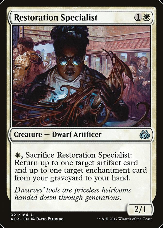 Restoration Specialist [AER]