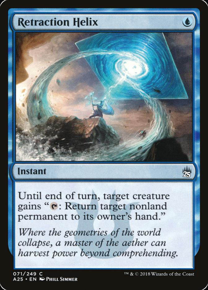 Retraction Helix [A25]