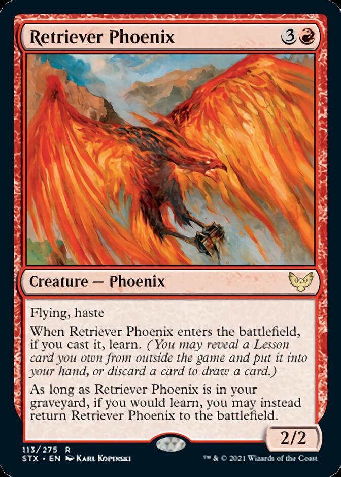 Retriever Phoenix [STX]
