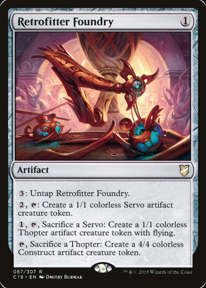 Retrofitter Foundry [C18]