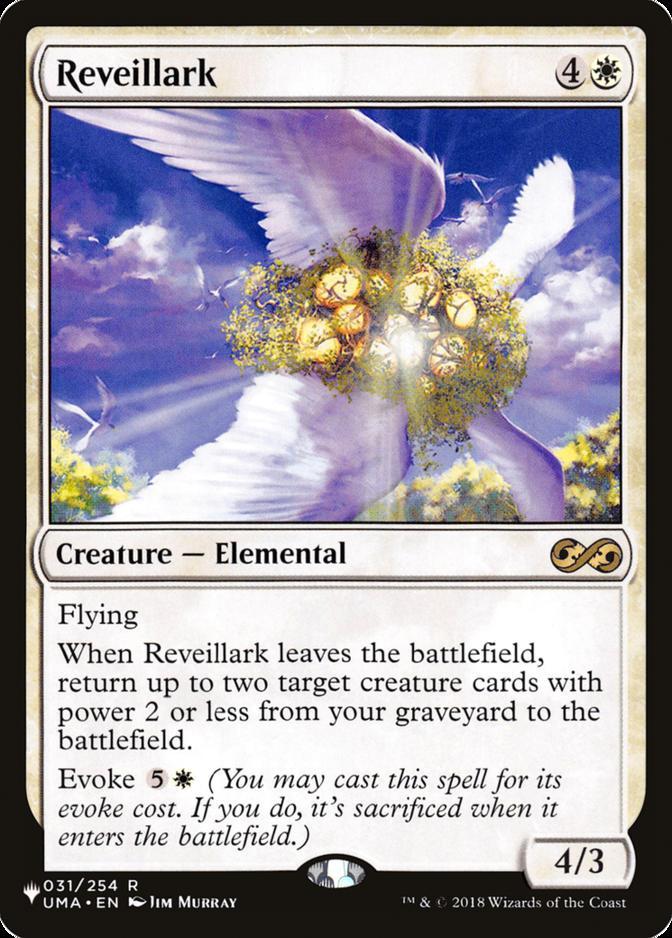 Reveillark [PLIST]