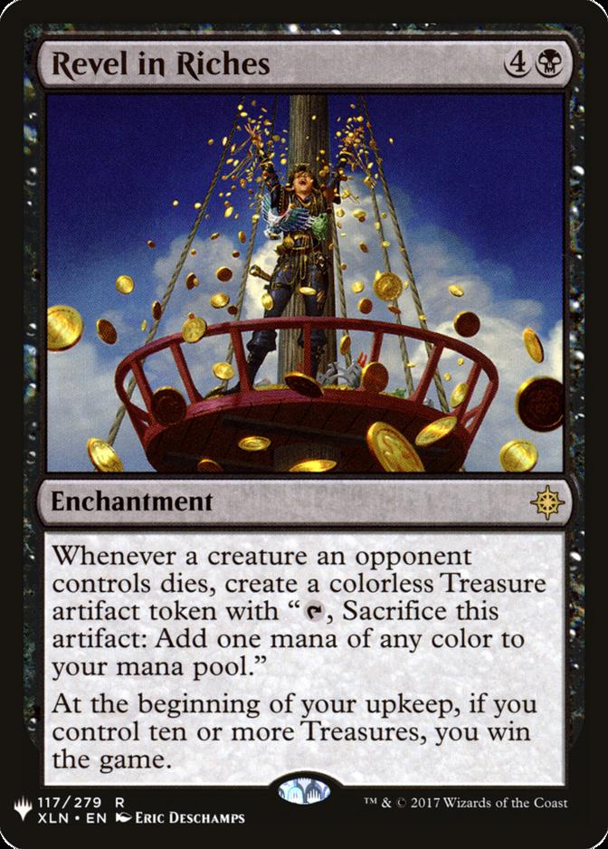Revel in Riches [MB1]