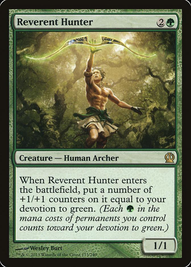 Reverent Hunter [THS]
