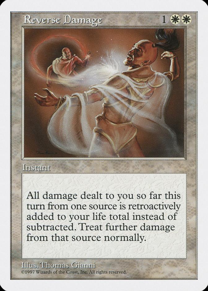 Reverse Damage [5ED]