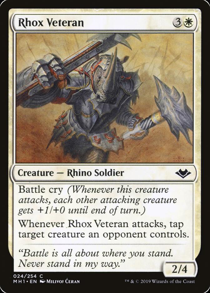 Rhox Veteran [MH1]