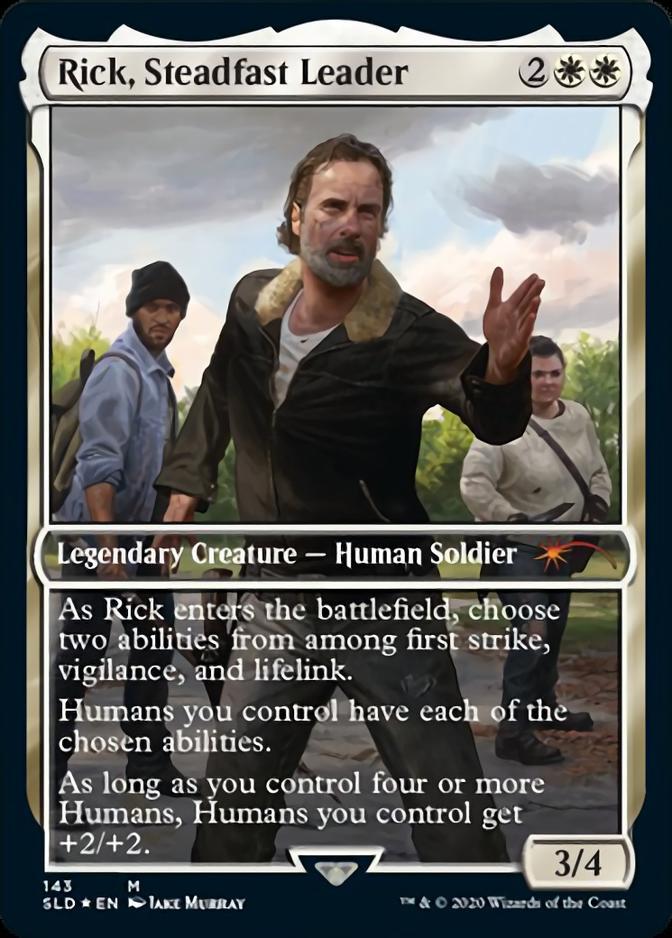 Rick, Steadfast Leader [SLD]