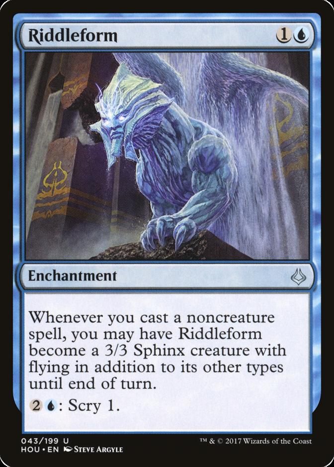 Riddleform [HOU]